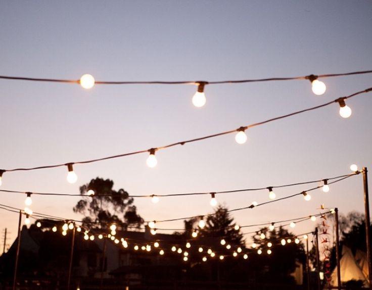 Permanent Install Festoon Lighting Sydney Hire & Buy Festoon Lighting