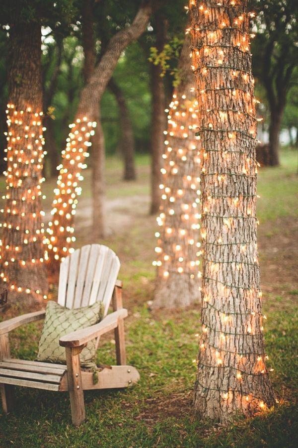 outdoor fairy lights sydney
