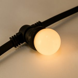 24 Volt Commercial Connect Festoon (100cm spacing)